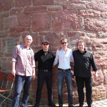 Jörg und seine Band
